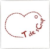Logo T de Scrap-face